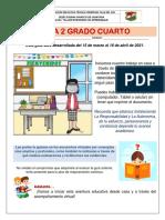 GUÍA DE APRENDIZAJE No. 2 GRADO 4-2