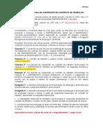 Acordo Suspensão MP 1045