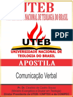 09 - Comunicação Verbal