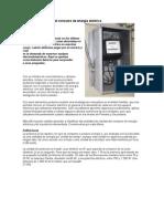 Guía para determinar el consumo de energía eléctrica