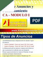 CA - Modulo 1 - Tipos de Anuncios y Funcionamiento