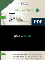 01. Introducción de Excel