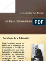 Concepto de Sociologia Educativa