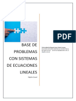 Base problemas ecuaciones lineales 2020 2S