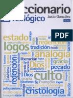Justo L- Gonzalez - Diccionario Teologico