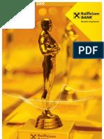 Raportul anual 2008 al Raiffeisen Bank