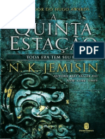 01 A Quinta Estação - N. K. Jemisin