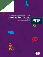 Oficinas Pedagógicas Para Uma Educação Inclusiva