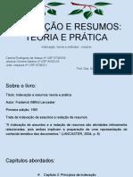 Indexação e Resumos_ Teoria e Prática_30102018_noturno