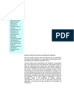 ejemplos de tipos de evaluación