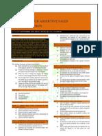 AssertiveCom! Power Up Your Assertive Sales Communication