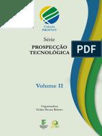 Livro PROFNIT-Serie-Prospeccao-Tecnologica-Volume-2