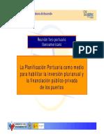 PLANEACION PORTUAREA