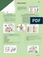 Infografía habitos saludables