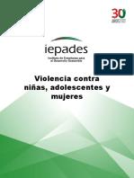 Violencia contra mujeres y niñas