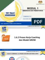 1.6.2 Proses Coaching Dan Model GROW