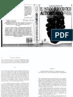 02. Odonnell, Guillermo- p. 8-15 El Estado Burocratico Autoritario