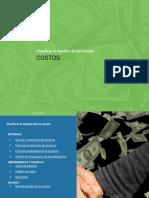 7.1. Planificar La Gestión de Los Costos. (Costos)
