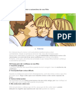 16 Frases para aumentar a autoestima do seu filho