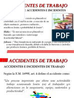 accidentes en el trabajo