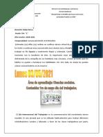 3ra  guía pedagogica 5to  C III Momento