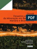 Dossie desastes da mineração Final