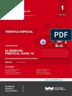 EL DERECHO FRENTE AL COVID-19