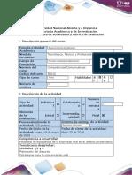 Guía de actividades y Rúbrica de evaluación - Pos _tarea
