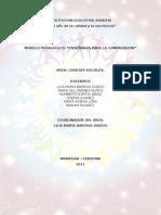 Plan Area Sociales 2011