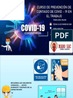 CAPACITACION COVID 2021