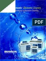 AMS - Bransonic General Brochure