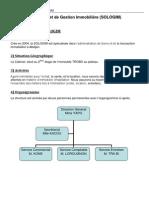 EC-Société de Gestion et de Location Immobilière