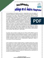 Rol del Fonoaudiólogo-Hospital