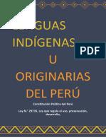 409108002-Ley-de-Lenguas-Indigenas-u-Originarias-Del-Peru