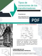 Tipos de Conexiones de Transformadores