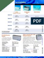 AMS - Bransonic Accessories Brochure