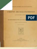 Prof. Miletich - Die Rhodopemundarten der Bulgarischen Sprache