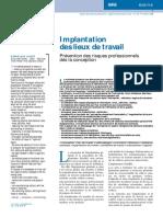 ND2095-Implantation Des Lieux de Travail