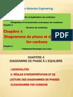 Chap 4 Diagramme de Phase Et Diagramme Fer Carbone 2018
