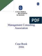 2006 Columbia MCA Case Book