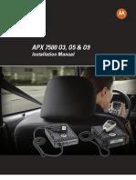 6878215A01-C APX7500 O3 & O5 & O9 Installation Manual