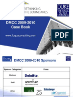 2009-2010 Duke Fuqua MCC Case Book