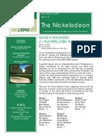 Nickelodeon Newsletter 2007-03-13 - Season Opening