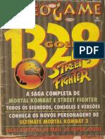 Videogame nº58 (Especial Mortal Kombat e Street Fighter)