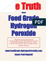 Food Grade Hydrogen Peroxide - The Truth