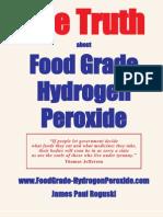 Food Grade Hydrogen Peroxide - The Truth