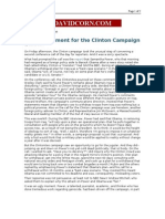 03-10-08 an Ugly Moment for the Clinton Campaign by David Co