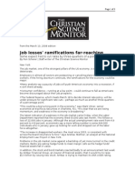 03-10-08 CSM-Job Losses' Ramifications Far-reaching by Ron S