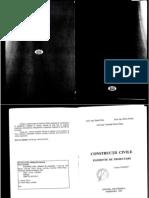 Constructii civile - Elemente de proiectare - Dan Daniel, Silviu Secula, Luminita Fekete-Nagy