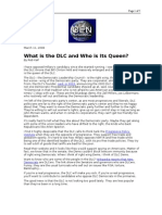 03-11-08 OEN-What is the DLC and Who is Its Queen~ by Rob Ka
